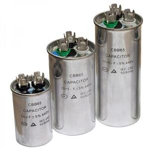 môžete pripojiť 2 kondenzátory